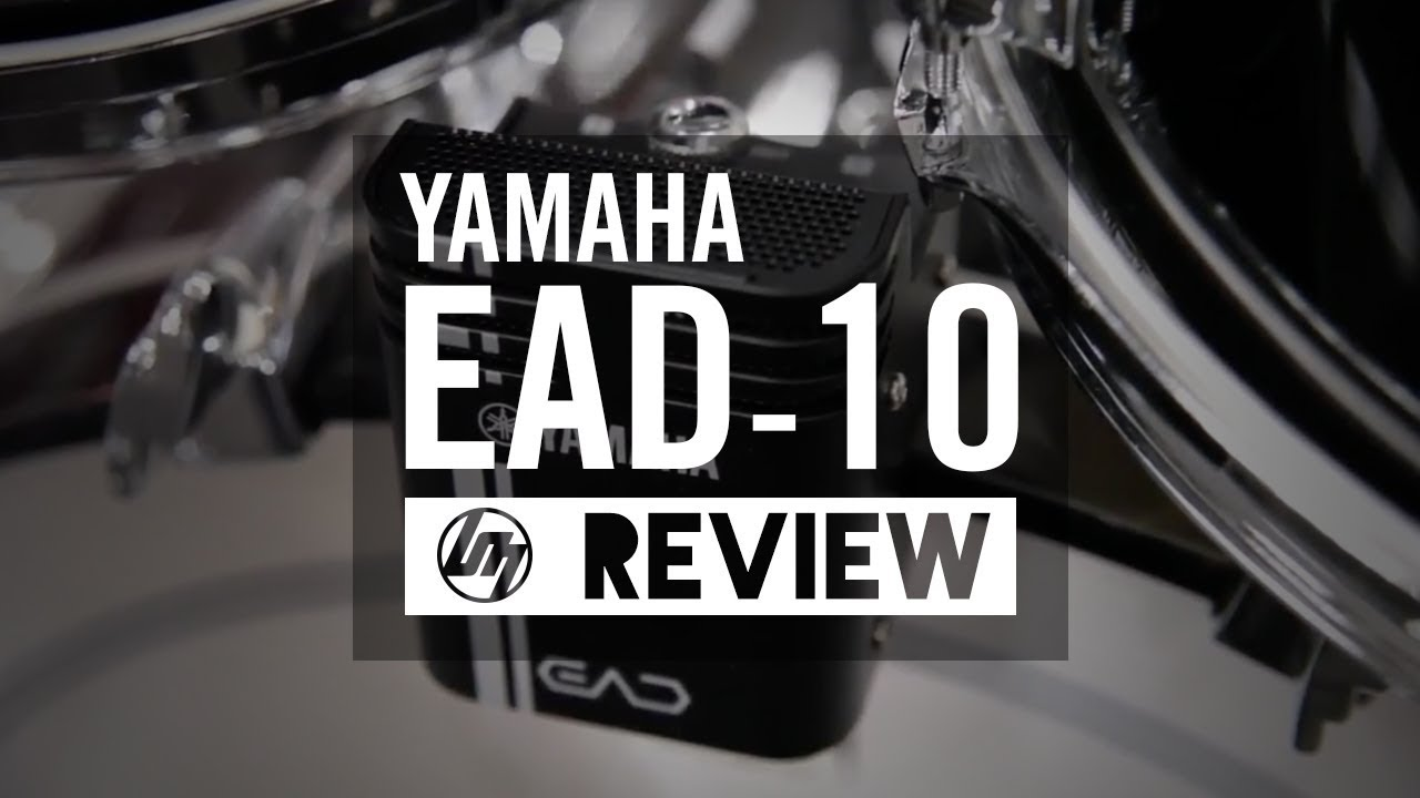 yamaha ead10 electronic acoustic drum module review better music youtube. Black Bedroom Furniture Sets. Home Design Ideas