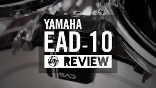 Yamaha EAD10 Electronic Acoustic Drum Module Review | Better Music