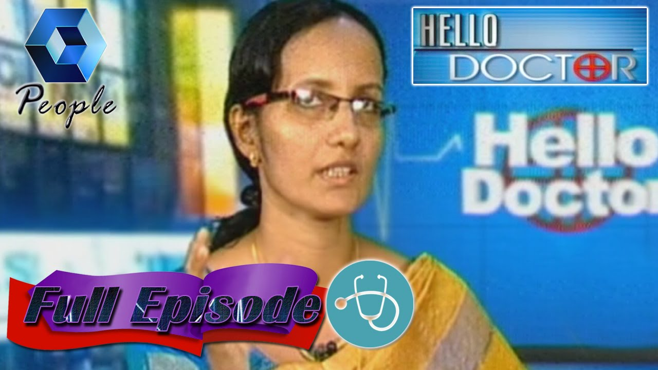 Hello Doctor: Dr Sneha On Infertility | 21st June 2016 | Full Episode