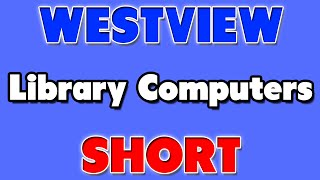 Dos and Don'ts of Library Computers (WESTVIEW NEWS Short)