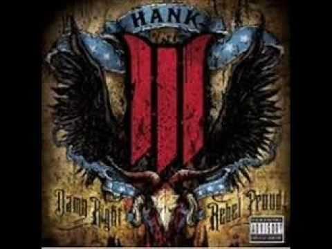 3 Shades of Black - Hank Williams III