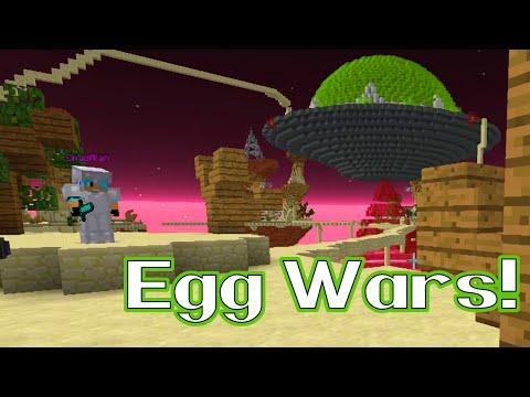 MINECRAFT MONDAY EP136 | EGG WARS | RADIOJH GAMES & GAMER CHAD
