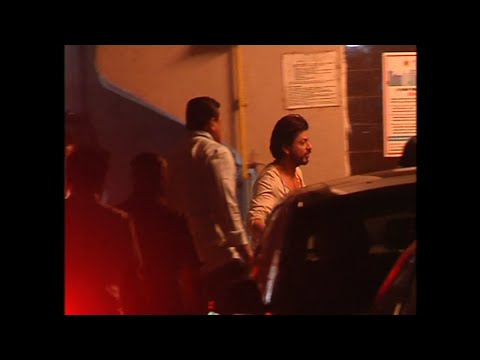 Shahrukh Khan Meets Salman Khan At 1 AM To Wish Him Luck   2002 Hit-and-Run Case