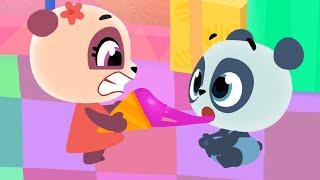 Дракоша Тоша - все серии сразу сборник 21 - 25 - развивающий мультфильм для детей