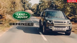 New 2020 Land Rover Defender 110 - The perfect car for an adventurous family?