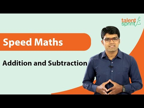 best-tips-for-addition-and-subtraction- -speed-maths- -quantitative-aptitude- -talentsprint