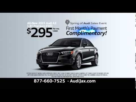 Spring Of Audi Sales Event At Audi Jacksonville Youtube