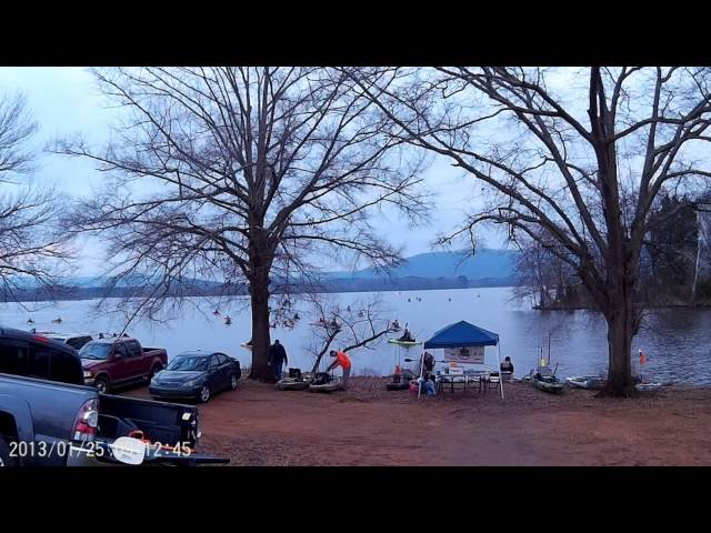 North Alabama Kayak Anglers - Mud Creek 2015 Launch