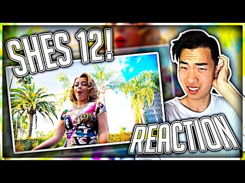 Thumbnail: Reacting to Danielle Cohn - Marilyn Monroe (SHE'S 12 YEARS OLD)