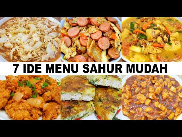 Nikmatnya Masakan Rumahan 3 Menu Masakan Sederhana Sehari Hari Masak 3 Menu 38 Litetube
