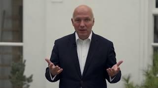 Pavel Fischer: Poděkování voličům