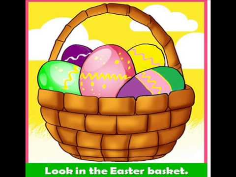 How many eggs in the Easter basket?