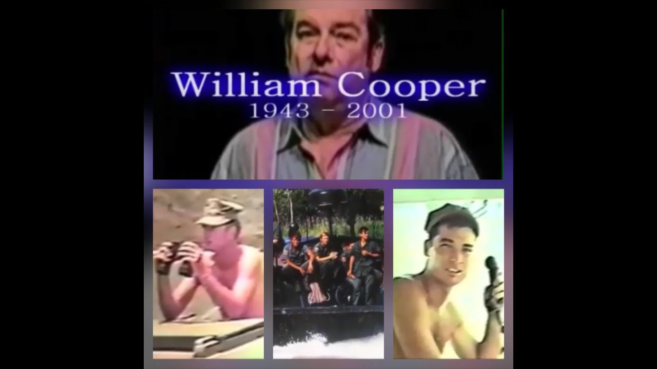 """The Death Of An American Patriot"" & William Cooper's Military Service Records"