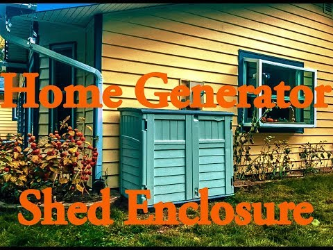home-generator-shed-enclosure