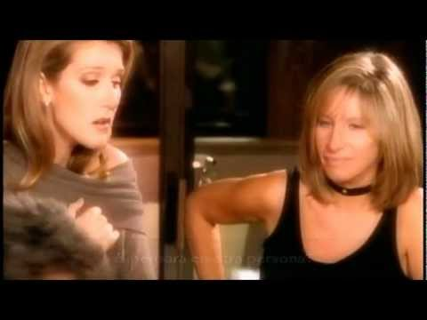 Barbra Streisand & Céline Dion Tell Him Subtitulada en español