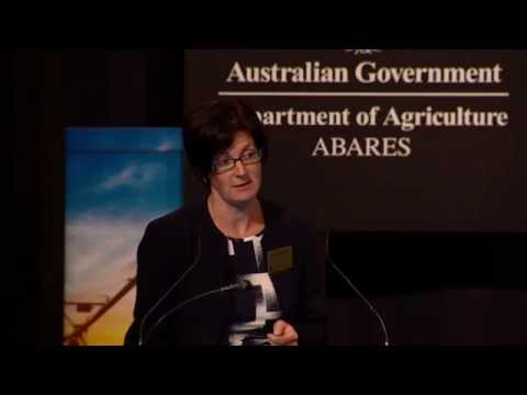 Farm performance - the dollars and the cents: Sasha Courville, National Australia Bank