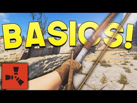 BACK TO BASICS! - Rust SOLO Survival #1 thumbnail