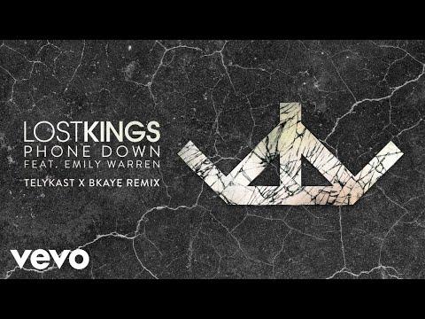 Lost Kings - Phone Down (TELYKast X BKAYE Remix) [Audio] ft. Emily Warren