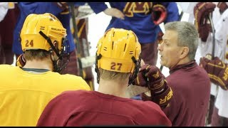 "Gopher Hockey Pride on Ice: ""Wheels Up"" (Sneak Peek)"
