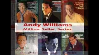 "andy williams original album collection 原点盤  ""michelle""  "" yesterday"""