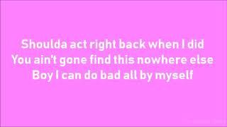 Sonta - Fucked Up ft. Ann Marie (Lyrics)