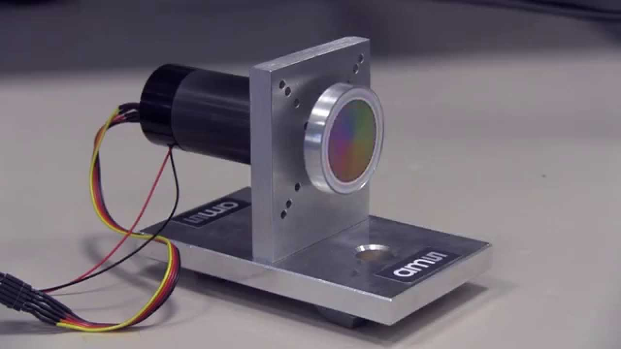 AS5047D - Optical Encoder Replacement