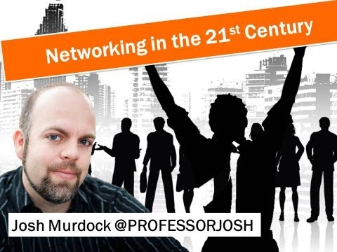Networking in the 21st Century - Social Media Connections