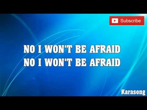 STAND BY ME - SEAL ( KARAOKE )
