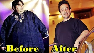 How Did Adnan Sami lose his weight from 230 to 75kgs? ।। GaramMasala EnterTainmenT ।।