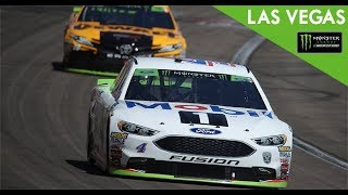Monster Energy NASCAR Cup Series- Full Race -South Point 400