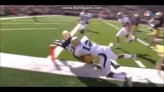 Notre Dame Football Pump up // 2016-17 //