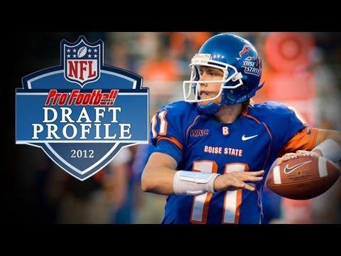 Boise State QB Kellen Moore Draft Profile
