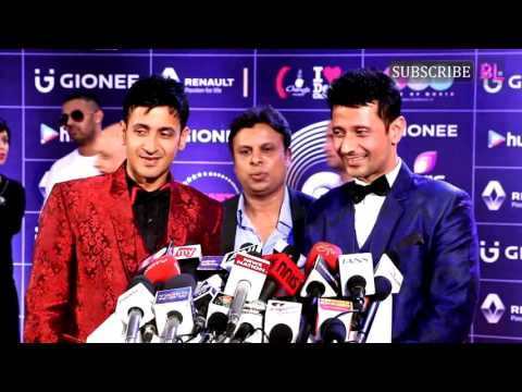 GiMA Awards 2016 | Harmeet Singh and Manmeet Singh Meet Brothers