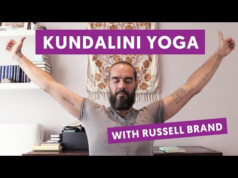 Kundalini Yoga with Russell Brand