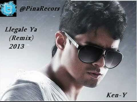 Llegale ya official remix ken y feat erick j pina records 2013