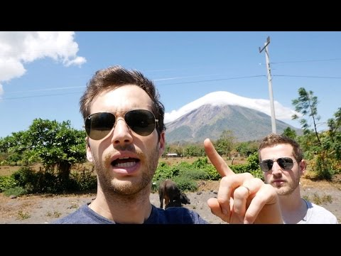 A DAY ON OMETEPE ISLAND NICARAGUA | TRAVEL NICARAGUA