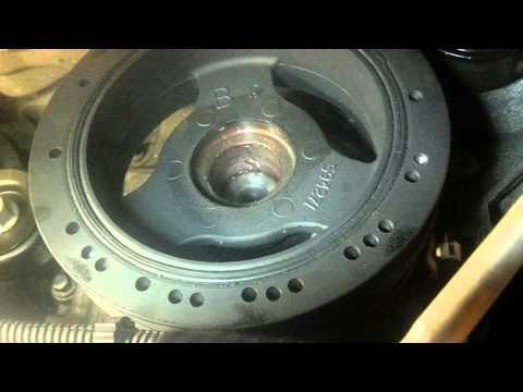 Harmonic balancer replacement c6 corvette
