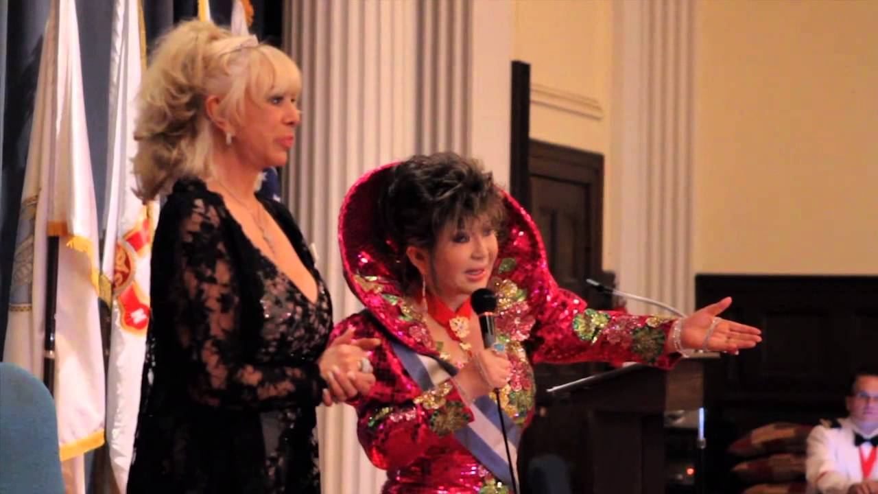 Lady Sandra Costa Investiture and Gala Dinner - YouTube