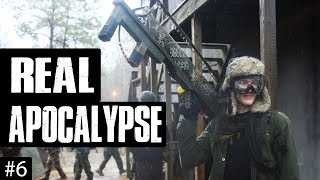 REAL LIFE Apocalypse | Rev 9 Chapter Six | Swamp Sniper