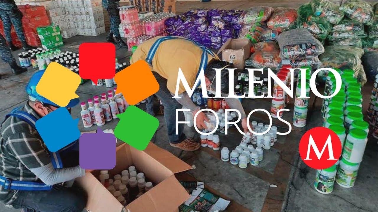 Download Combate al contrabando, panorama internacional | Milenio Foros