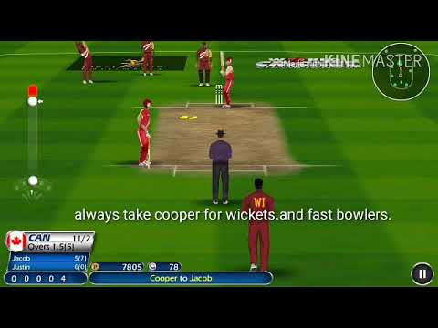 How to get quick wickets in WCC 1 No Root .Best trick.