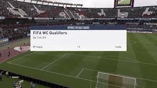 FIFA #9 carrera