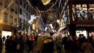 [4k] Strasbourg - Capital of Christmas
