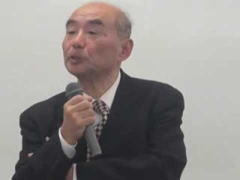 五十嵐敬喜先生・大学院最終講義...