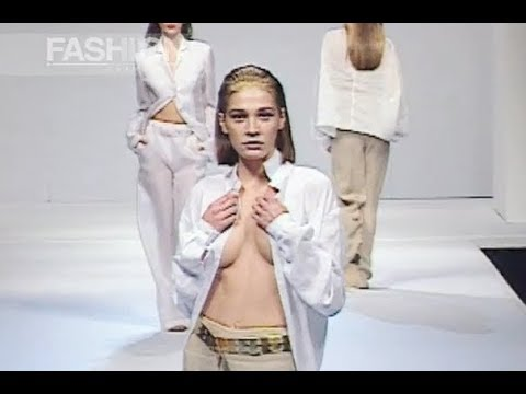 ERREUNO Spring Summer 1998 Milan - Fashion Channel