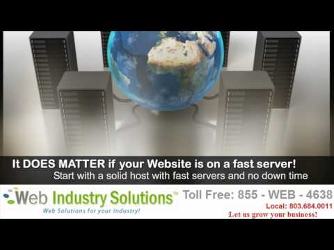 Hosting By Web Industry