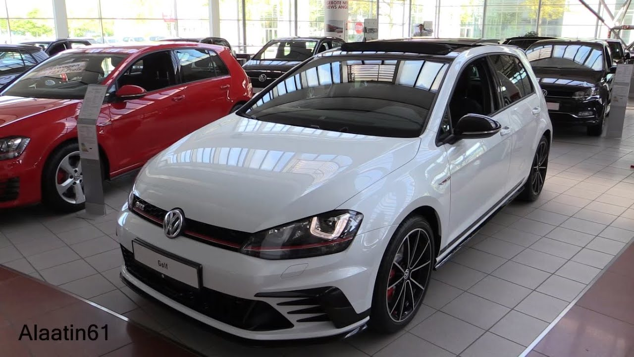 2017 volkswagen golf 7 gti clubsport in depth review. Black Bedroom Furniture Sets. Home Design Ideas