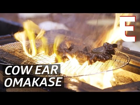 Watch: Eating Wagyu Beef From Nose to Tail at This Meaty Omakase