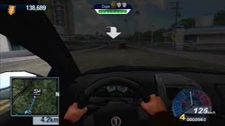 Test Drive Unlimited - Playstation 2 Gameplay