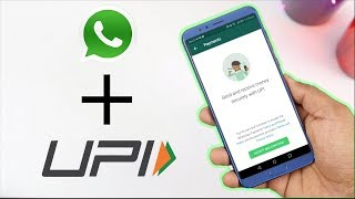 How to get UPI PAYMENT in WhatsApp! [WORKING]💵